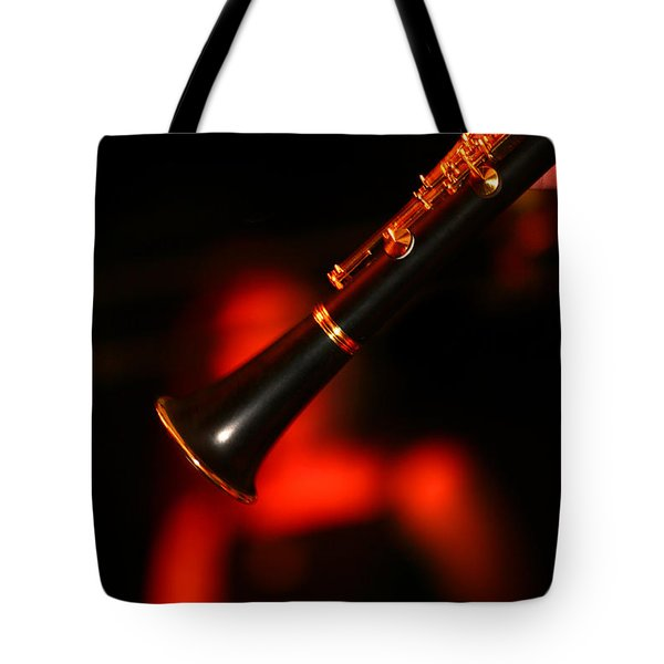 Slow Jazz Tote Bag
