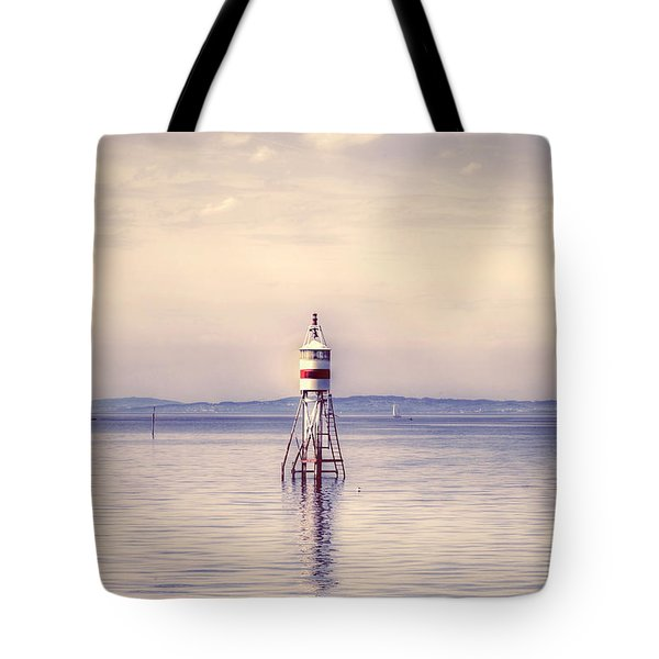 Small Lighthouse Tote Bag by Joana Kruse