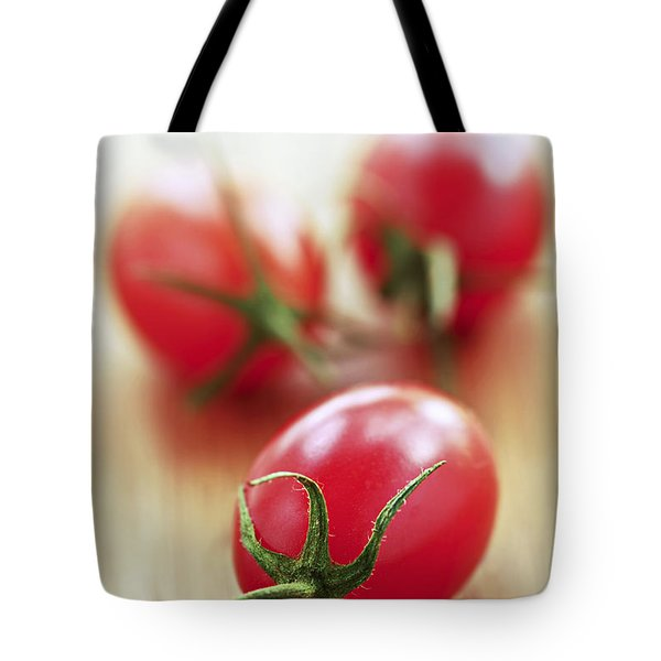 Small Tomatoes Tote Bag