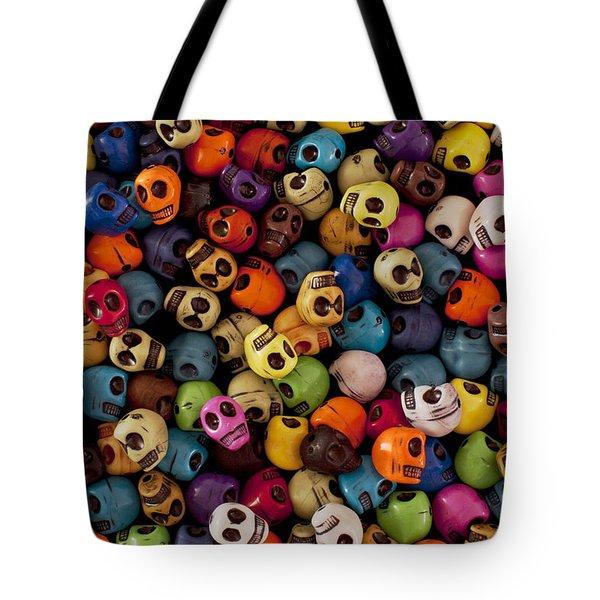 Smiles Tote Bag by Mike Herdering