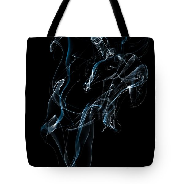 Smoke-6 Tote Bag