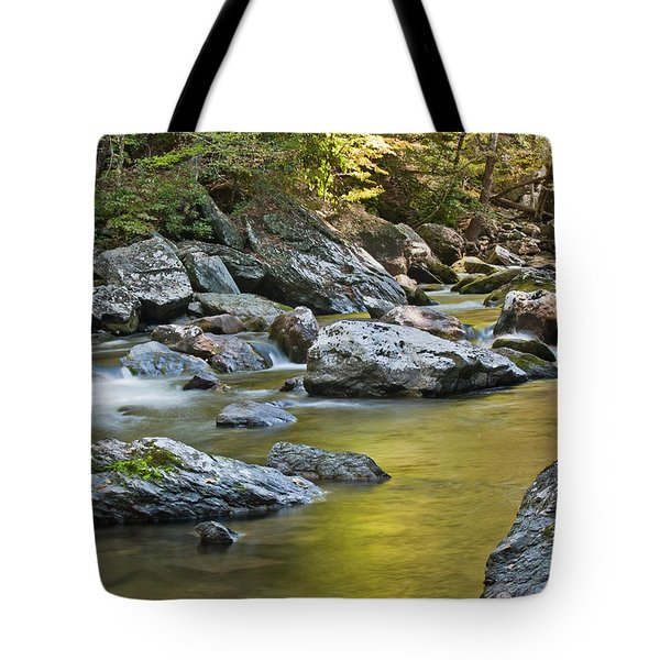 Smoky Mountain Streams II Tote Bag