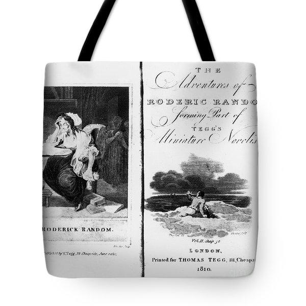 Smollett: Roderick Random Tote Bag by Granger
