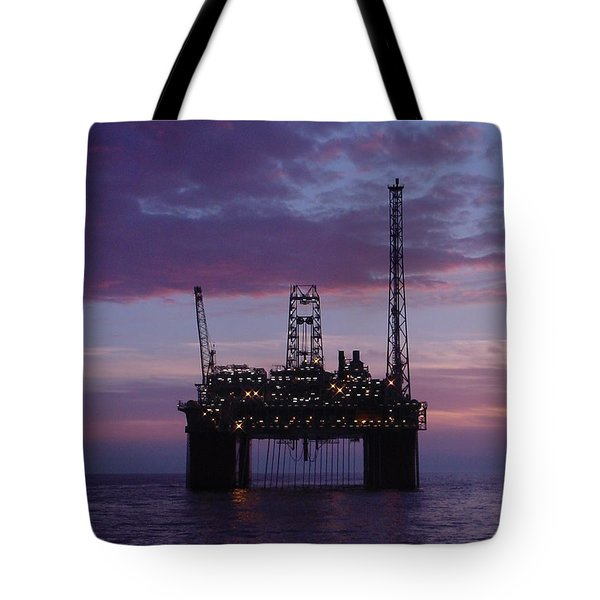 Snorre At Dusk Tote Bag