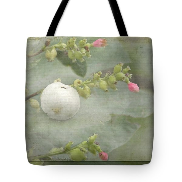 Snowberry Tales Tote Bag by Steppeland -