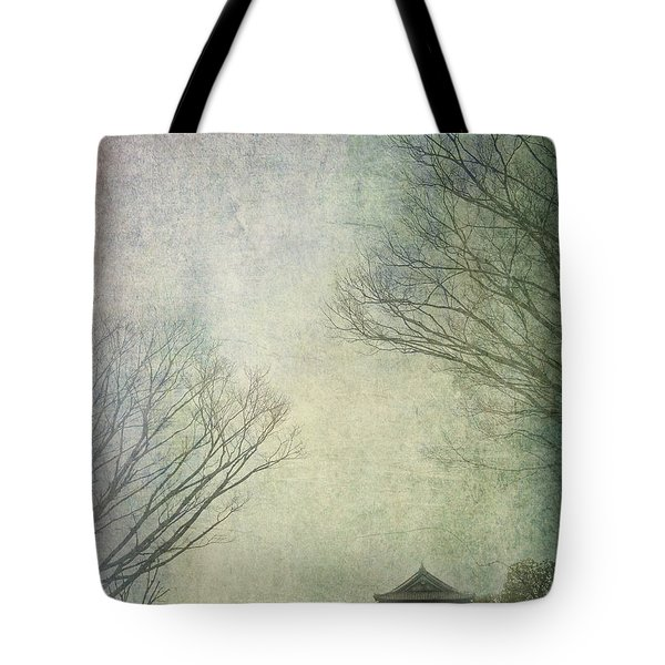 Snuggled Tote Bag by Eena Bo