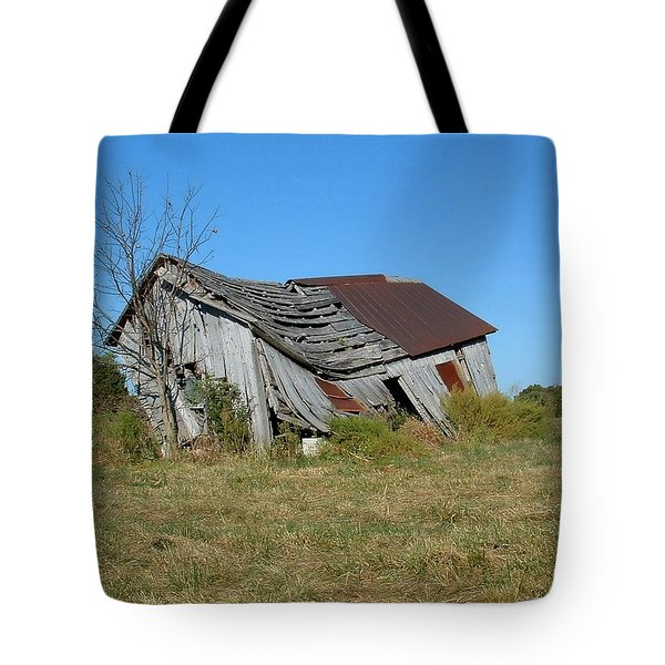 Tote Bag featuring the photograph So Tired by Deena Stoddard