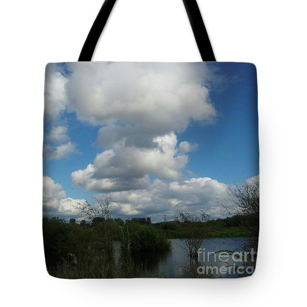 Soft And Fluffy Tote Bag by Isabella F Abbie Shores FRSA