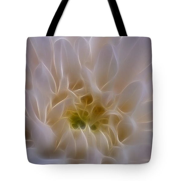 Soft Light Tote Bag by Ivelina G