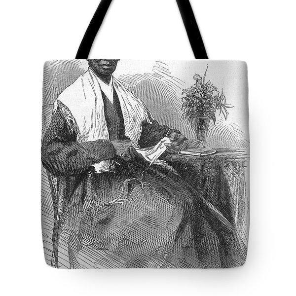 Sojourner Truth (d.1883) Tote Bag by Granger
