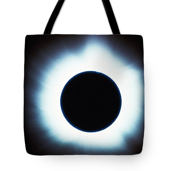 Solar Eclipse Tote Bag by Stocktrek Images