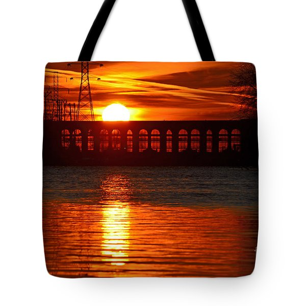 Solar Power Tote Bag by Sue Stefanowicz