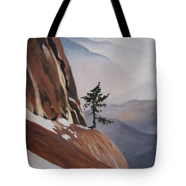 Solitude Tote Bag by Barbara Prestridge