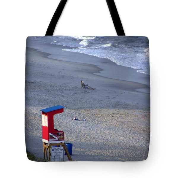 Solitude Tote Bag by Sandi OReilly