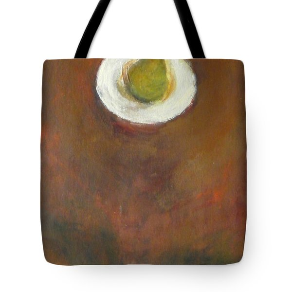Tote Bag featuring the painting Solo by Kathleen Grace