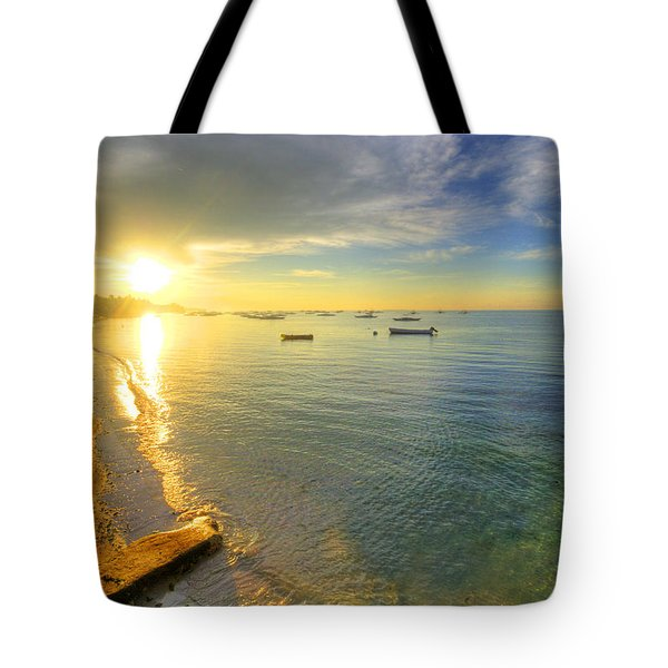Some Days Stay Gold Forever Tote Bag by Yhun Suarez
