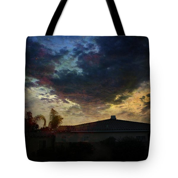 Some Kind Of Madness Tote Bag by Laurie Search