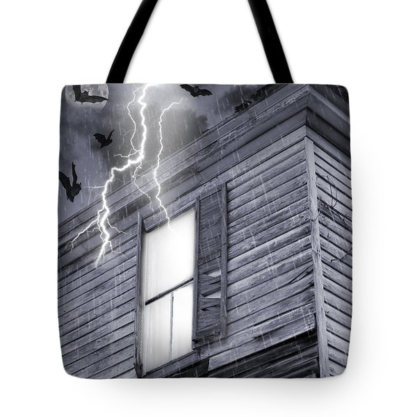 Something Wicked Tote Bag by Brian Wallace