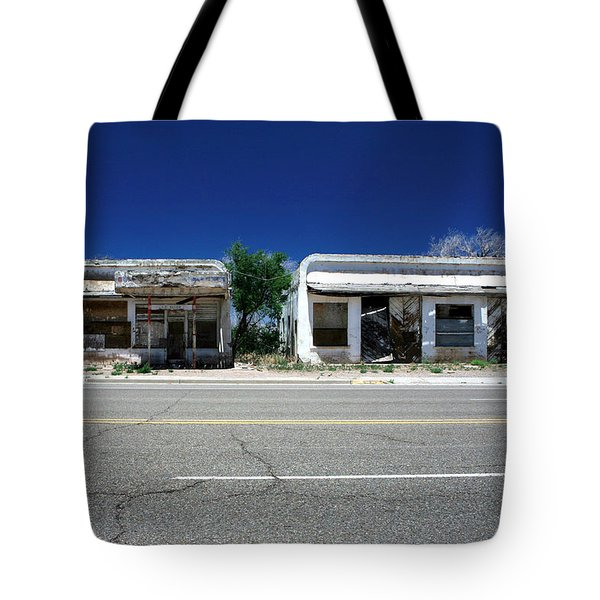 Tote Bag featuring the photograph Somewhere On Hwy 285 Number Two by Lon Casler Bixby
