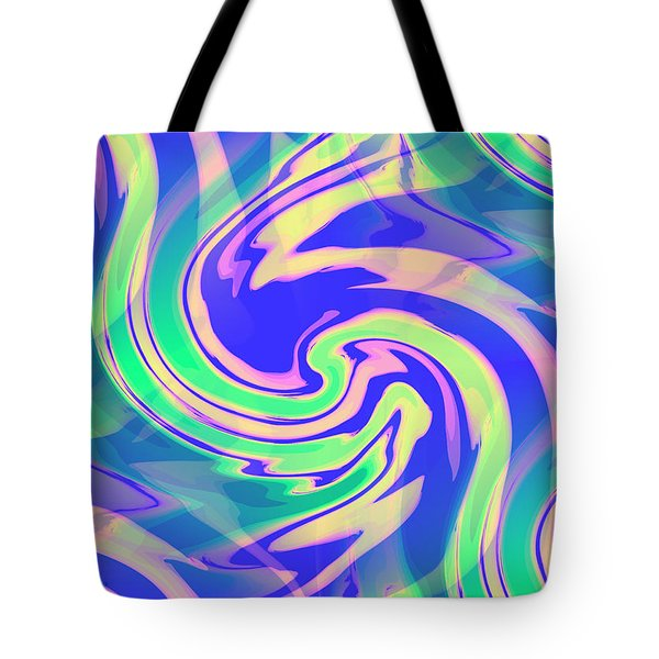 Sorbet Dreams Tote Bag by Shana Rowe Jackson