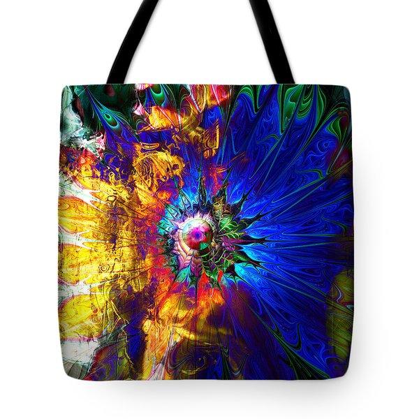 Souls United Tote Bag by Amanda Moore