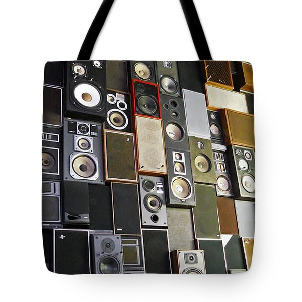 Tote Bag featuring the photograph Sound Of Music ... by Juergen Weiss