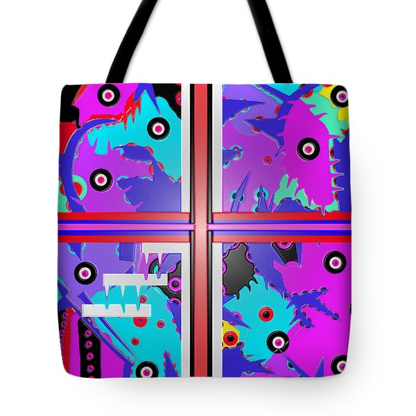 South Beach Miami  Tote Bag by Robert Margetts
