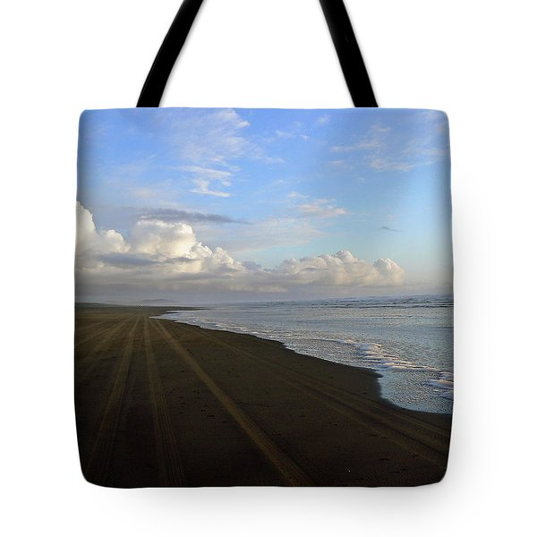 South Bound Tote Bag by Pamela Patch