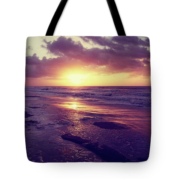 Tote Bag featuring the photograph South Carolina Sunrise by Phil Perkins