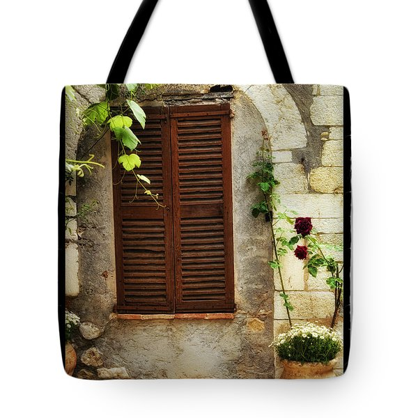 South Of France Tote Bag by Mauro Celotti