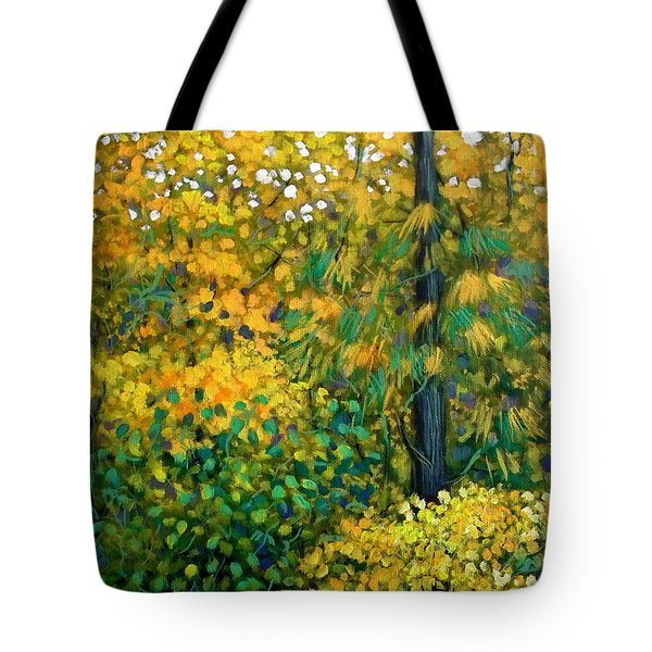 Southern Woods Tote Bag