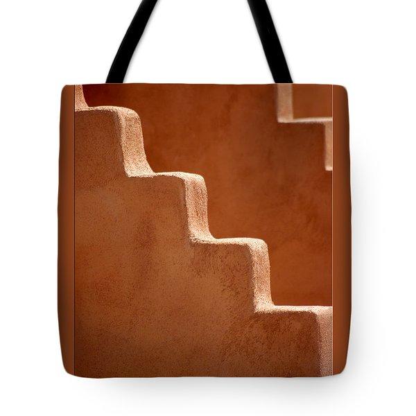 Southwest Contour Tote Bag by Vicki Pelham