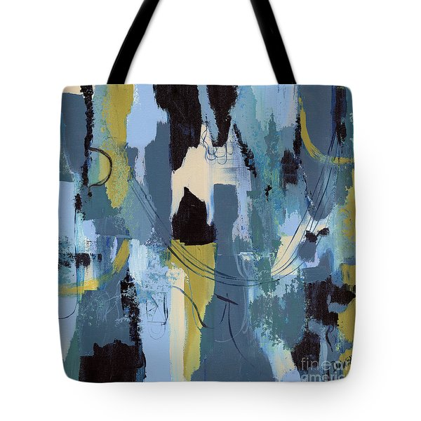 Spa Abstract 1 Tote Bag