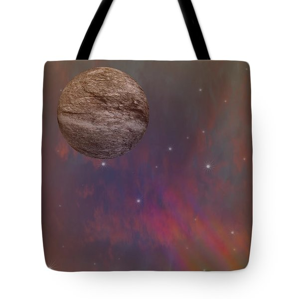 Space Tote Bag by Brian Roscorla