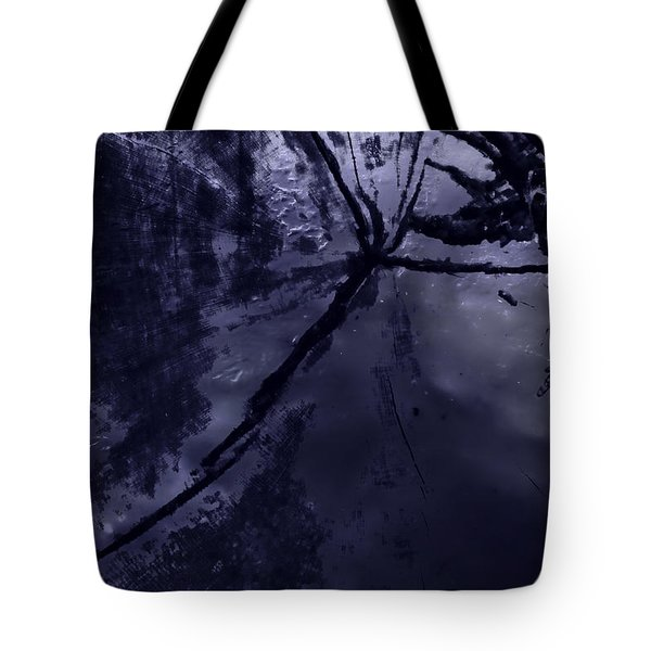 Space Dropping Tote Bag