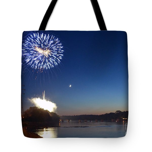 Sparkling Water  Tote Bag by Sue Stefanowicz