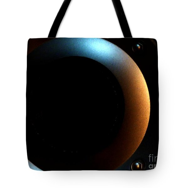 Tote Bag featuring the photograph Sphere by Newel Hunter
