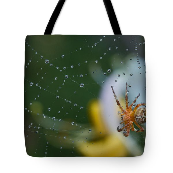 Spider Tote Bag by Jean Noren