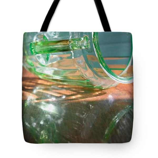 Spilled Light Tote Bag