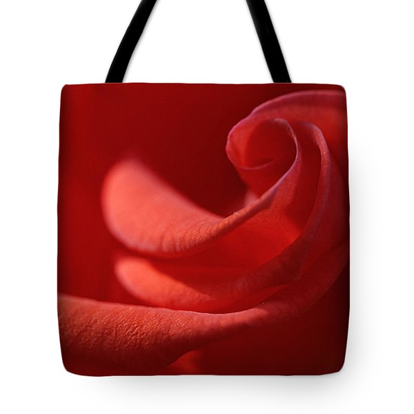 Spiral's Heart Tote Bag