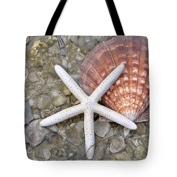Spirit Of The Seashore  Tote Bag