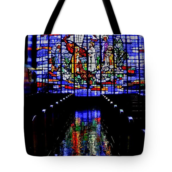 House Of God - Spiritual Awakening Tote Bag