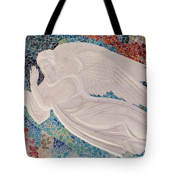 Spiritual Guidance Tote Bag