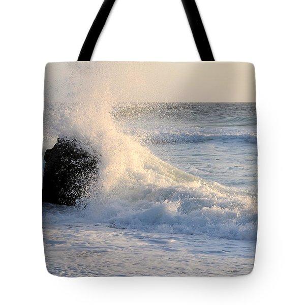 Splash 2 Tote Bag by Catherine Lau