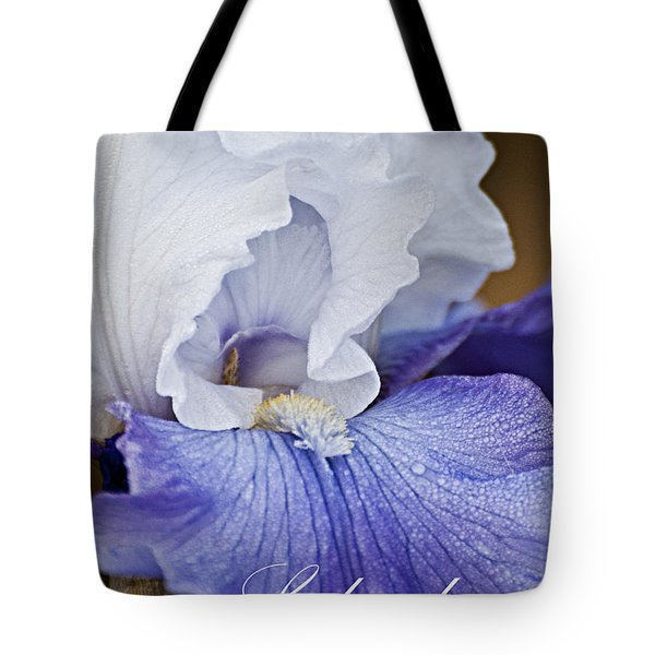 Splendor Tote Bag by Christopher Gaston