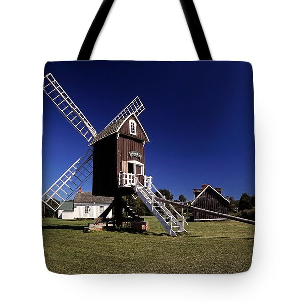 Spocott Windmill Photograph By Sally Weigand