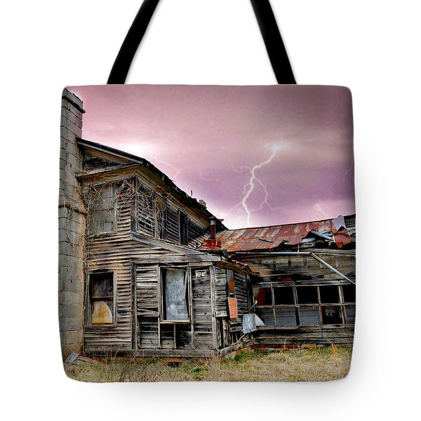 Spooky Tote Bag by Marty Koch