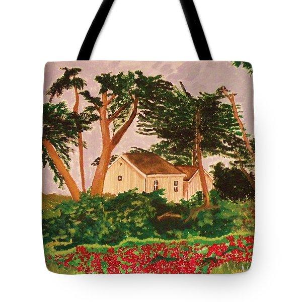 Spooner's Cove Tote Bag