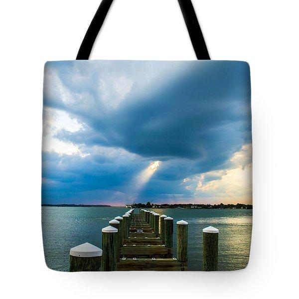 Spotlight Tote Bag by Shannon Harrington