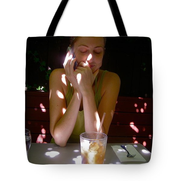 Spotted In Sunlight Tote Bag
